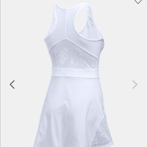 Under Armour Dresses - NWT • under armour white tennis dress